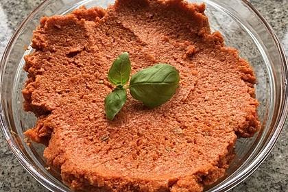 Frischer Tomaten - Karotten - Aufstrich 2