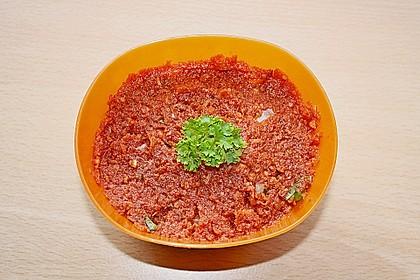 Frischer Tomaten - Karotten - Aufstrich 1