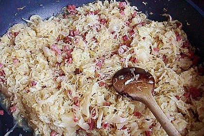 Sauerkraut - Krapfen 7