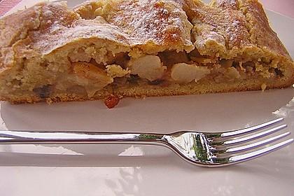 Südtiroler Apfelstrudel 1