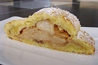 Südtiroler Apfelstrudel 4