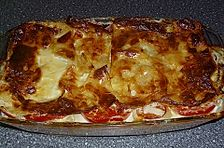 Tomaten - Lasagne