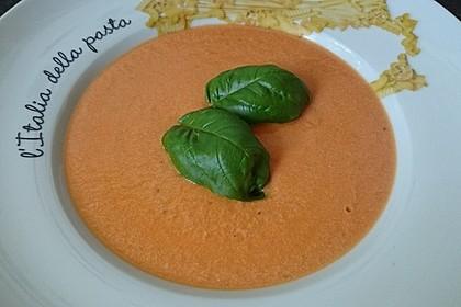 Tomatencremesuppe - der Italiener unter den Suppen 1
