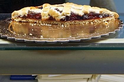 Linzer Torte aus Mürbteig 69