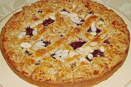 Linzer Torte aus Mürbteig 48