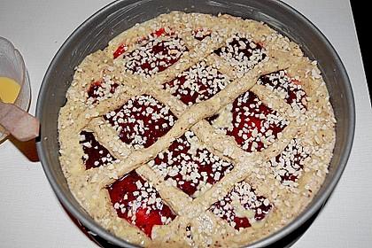 Linzer Torte aus Mürbteig 65