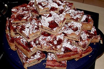 Linzer Torte aus Mürbteig 27
