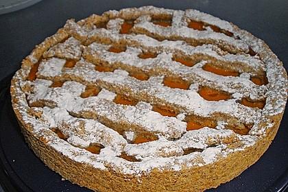 Linzer Torte aus Mürbteig 61
