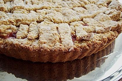 Linzer Torte aus Mürbteig 23