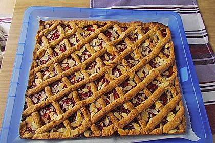 Linzer Torte aus Mürbteig 8