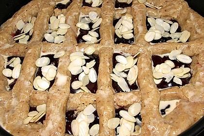 Linzer Torte aus Mürbteig 34