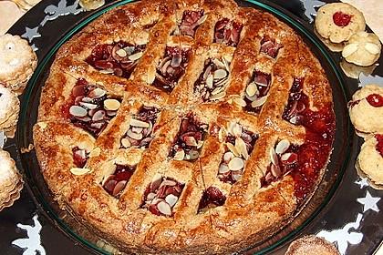 Linzer Torte aus Mürbteig 9