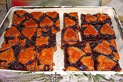 Linzer Torte aus Mürbteig 66