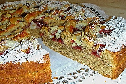 Linzer Torte aus Mürbteig 3