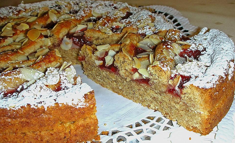 rezepte linzer torte muerbteig