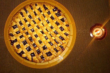Linzer Torte aus Mürbteig 52