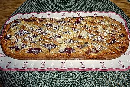 Linzer Torte aus Mürbteig 18
