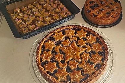 Linzer Torte aus Mürbteig 11
