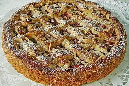 Linzer Torte aus Mürbteig 1