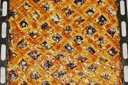 Linzer Torte aus Mürbteig 60