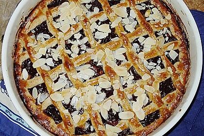Linzer Torte aus Mürbteig 46