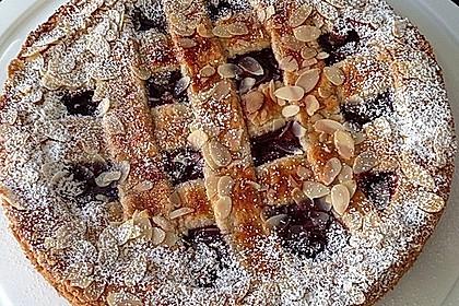 Linzer Torte aus Mürbteig 20