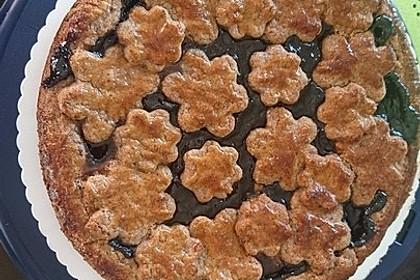 Linzer Torte aus Mürbteig 25