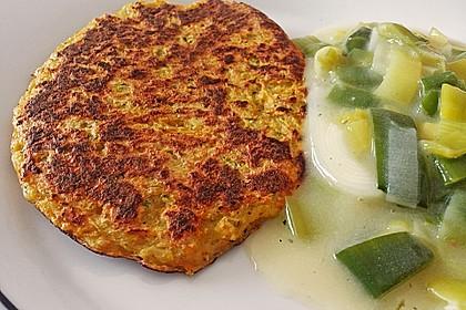 Gemüse - Puffer 4
