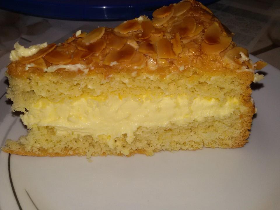 schneller bienenstich (rezept mit bild) von magsie | chefkoch.de - Chefkoch Schnelle Küche