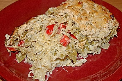Sauerkraut - Lasagne 2