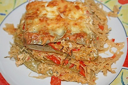 Sauerkraut - Lasagne 1