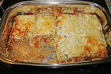 Sauerkraut - Lasagne 3