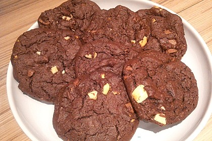 Chocolate Choc Cookies 7
