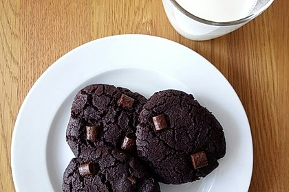 Chocolate Choc Cookies 8