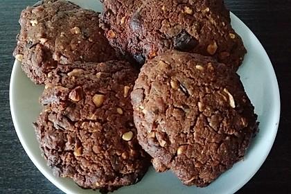 Chocolate Choc Cookies 15