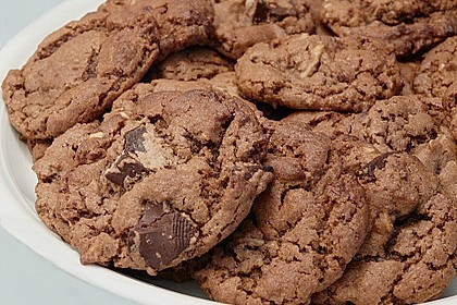 Chocolate Choc Cookies 2