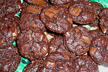 Chocolate Choc Cookies 43