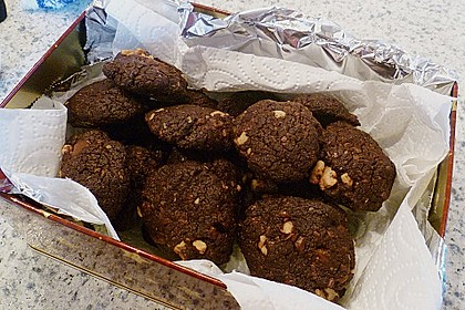 Chocolate Choc Cookies 25