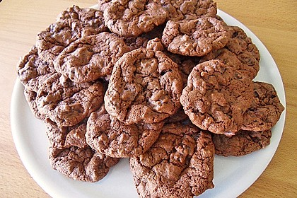 Chocolate Choc Cookies 18