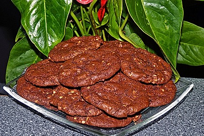 Chocolate Choc Cookies 3