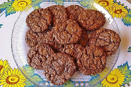 Chocolate Choc Cookies 9