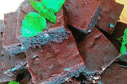 Triple Chocolate Brownies 37