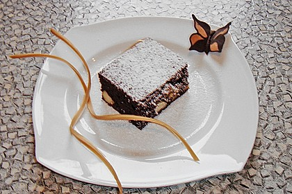 Triple Chocolate Brownies 11
