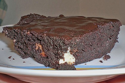 Triple Chocolate Brownies 50