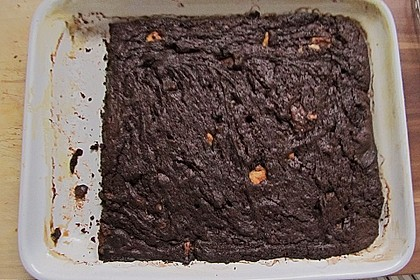 Triple Chocolate Brownies 106