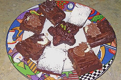 Triple Chocolate Brownies 89