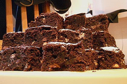 Triple Chocolate Brownies 28
