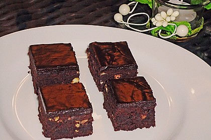 Triple Chocolate Brownies 31