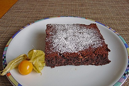 Triple Chocolate Brownies 40