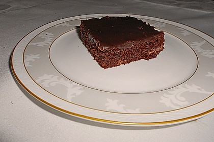 Triple Chocolate Brownies 86